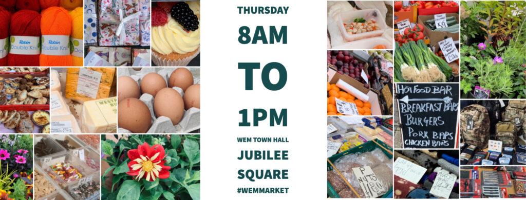 wem thursday market